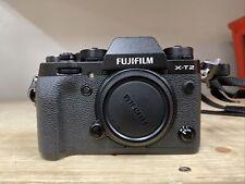 Fujifilm X series X-T2 24.0MP Digital SLR Camera - Black /w 3 Lens , Accesories