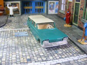 Lone Star 1471 Rambler Rebel Station Wagon issued 1962