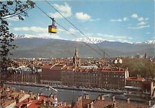 BR13694 Telepherique de la Bastille cable train Grenoble  france
