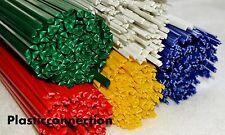ABS plástico soldadura barras 3, 4, 5mm, 30 pcs, mezcla de colores