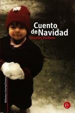 Cuento de Navidad by Charles Dickens (2013, Paperback)