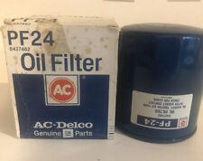 Genuine GM ACDelco Pro Engine Oil Filter PF24 6437462