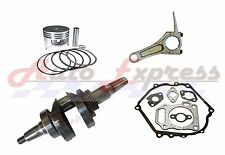 HONDA GX200 GENERATOR ROLLER KIT WITH CRANKSHAFT PISTON RINGS CON ROD