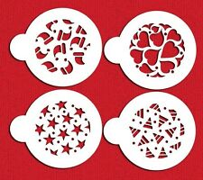 Holiday Cookie Stencils by Designer Stencils #C368
