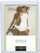 (15) MARIA SHARAPOVA Tennis Special Edition #MS-6 LOT