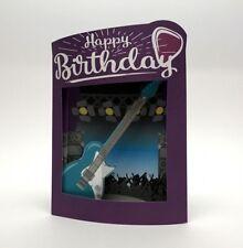 A5 15x22cm *NEU* Geburtstagskarte Lustig mit Licht+Sound Erdmännchen