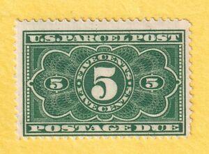 jis36 US STAMP SC# JQ3 5c.1912 *MIT DG CV$9.00 1500