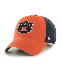 Brand New Auburn Tigers Flagstaff Cleanup Hat Cap Adjustable 47 Brand