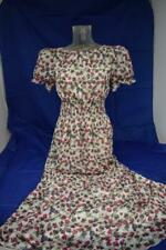 BNWT Ted Baker Anemone Puff Sleeve Maxi Dress Size 2