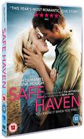 Safe Haven DVD (2013) Julianne Hough, Hallström (DIR) cert 12 ***NEW***
