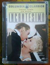 INCANTESIMO (1956) DVD jewel box Tyron Power Kim Novak RARO