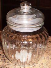 Glass Tea Spice Storage Jar