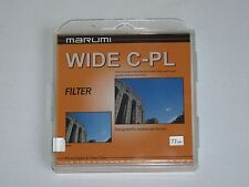 77mm marumi Wide CPL - Japan - Polarizer - SALE