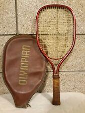 Vintage Olympian The Ultimate Tennis Racket