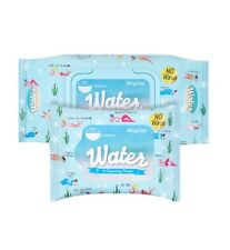 Bling Day Water Face Wipe Cleansing Facial Makeup Remover Tissue Made in Korea