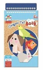 Origami Pets Book Create Your Own Animal Book Printed Activity Sheets Craft Kit