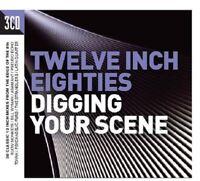 TWELVE INCH 80S: DIGGING YOUR SCENE / VARIOUS (UK)