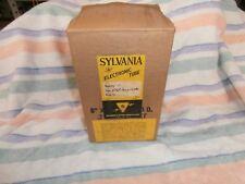 NEW in box, Sylvania 8168/4CX1000A Ceramic Power Tube,Made in USA,NOS