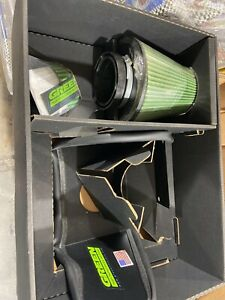 Green Filter for 99-05 Chevy Gas Vortech Cold Air Intake Kit - grn2557