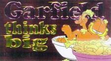 Garfield Thinks Big (Garfield (Numbered Paperback)