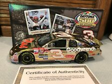 Action 1998 Dale Earnhardt GM Daytona 500 Win 1/24 Gold Chrome