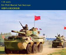 Hobby Boss 82485 1/35 Chinese PLA PTL-02 Wheeled Tank Destroyer model kit ▲▲