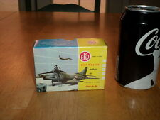 FIAT G-91 FIGHTER PLANE,(EKO) MADE IN SPAIN- MICRO MINIATURES TOY, 1970's, VINT.