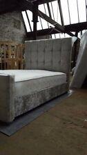 Handmade Fabric Memory Foam Beds with Mattresses