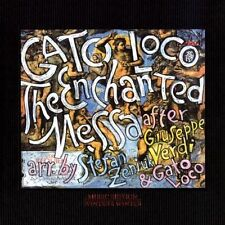 FREE US SHIP. on ANY 2 CDs! NEW CD Gato Loco, Stefan Zeniuk: The Enchanted Messa