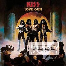 Love Gun Deluxe Edition Digipak By Kiss