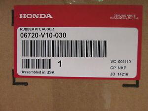 Honda HS520/720 OEM Snowblower Auger Kit with hardware 06720-V10-030 GREAT PRICE