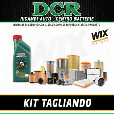 KIT TAGLIANDO FIAT CROMA II 1.9 D MTJ 150CV 110KW DAL 06/2005 + CASTROL C3 5W40