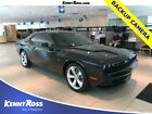 2018 Dodge Challenger R/T Pitch Black Clearcoat Dodge Challenger with 43264 Miles available now!