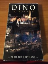 Dino: Miracles (VHS) From the Holy Land...69