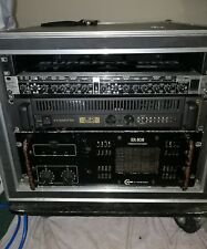 C audio Sr 808 power amplifier amp
