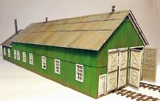 Berkshire Valley Models HOn3, 1/87 Silverton Northern Engine House - #2006