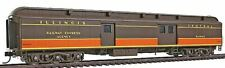 Walthers 932-10524 HO Scale Illinois Central 70' ACF HWT Baggage LN/Box