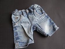 H&M Super coole helle Bermuda Jeansshorts Gr.92