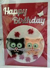 3D Paper Art Handmade Greeting Cards birthday & Gift With Envelop for Lovers