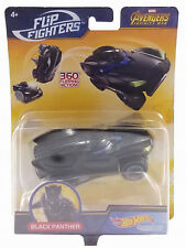 Marvel Black Panther Hot Wheels Flip Fighters 1:43 Scale