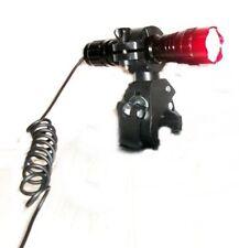 Nachtsicht Taschenlampe rot für Auslandsjagd oder Wildbeobachtung Rotlicht Jagd