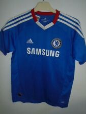 Chelsea 2010 2011 Home shirt 11/12 years