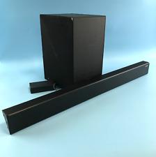 Samsung with Soundbar HW-N450 Subwoofer PSW-WN20 No Remote #U5698