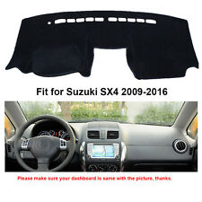 Cargo Dashboard Mat Dashmat Carpet Cover For Suzuki SX4 2009-2016 Year Sun Shade