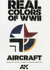Real Colors of WWII Aircraft (AK Interactive)