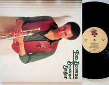 Tom Browne- Brown Sugar LP (1979 JAPAN Vinyl EX+) Dave Grusin JAZZ FUNK 25RS-40