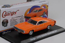 1970 Dodge Challenger R/T SCAT Pack Orange 1:43 Greenlight