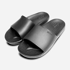Iconic Crocs Classic II Slide in Black for Women