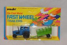 Vintage Playart  FAST WHEEL- Zetor Tractor & Farm Cart