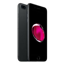 Apple iPhone 7 Plus 128GB Factory Unlocked - Black Smartphone A1661 Phone LTE